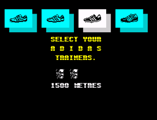 Daley Thompson's Olympic Challenge ZX Spectrum 108