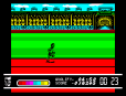 Daley Thompson's Olympic Challenge ZX Spectrum 111