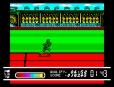 Daley Thompson's Olympic Challenge ZX Spectrum 112