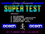 Daley Thompson's Supertest ZX Spectrum 002