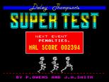 Daley Thompson's Supertest ZX Spectrum 007