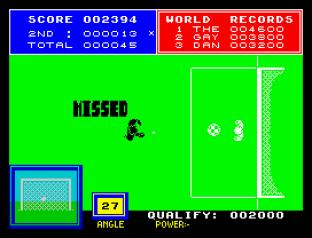 Daley Thompson's Supertest ZX Spectrum 009