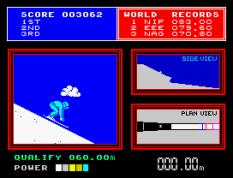 Daley Thompson's Supertest ZX Spectrum 010