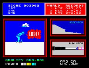 Daley Thompson's Supertest ZX Spectrum 012