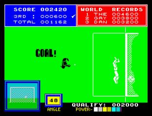 Daley Thompson's Supertest ZX Spectrum 020
