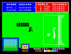 Daley Thompson's Supertest ZX Spectrum 021