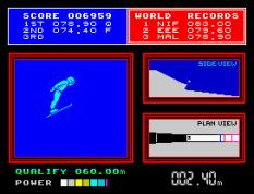 Daley Thompson's Supertest ZX Spectrum 022