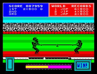 Daley Thompson's Supertest ZX Spectrum 023