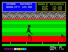 Daley Thompson's Supertest ZX Spectrum 032
