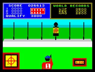 Daley Thompson's Supertest ZX Spectrum 034