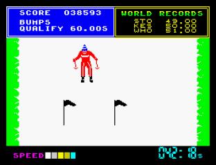 Daley Thompson's Supertest ZX Spectrum 042