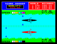 Daley Thompson's Supertest ZX Spectrum 044
