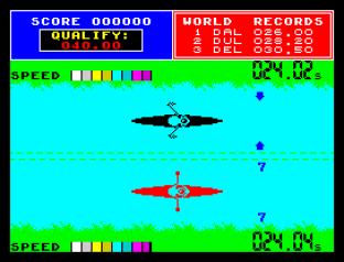 Daley Thompson's Supertest ZX Spectrum 045