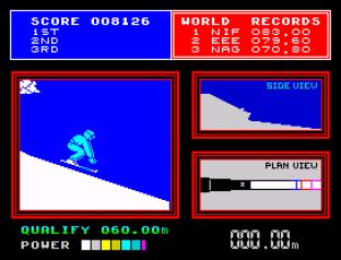 Daley Thompson's Supertest ZX Spectrum 053