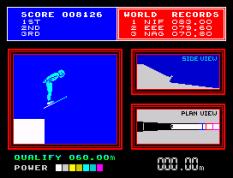 Daley Thompson's Supertest ZX Spectrum 054