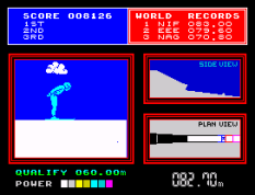 Daley Thompson's Supertest ZX Spectrum 055