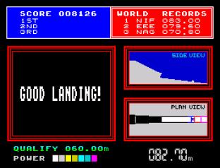 Daley Thompson's Supertest ZX Spectrum 056