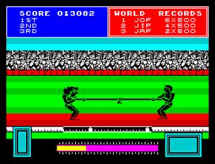 Daley Thompson's Supertest ZX Spectrum 064