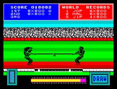 Daley Thompson's Supertest ZX Spectrum 065