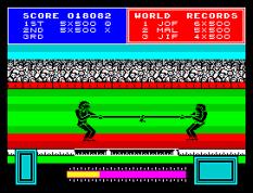 Daley Thompson's Supertest ZX Spectrum 066