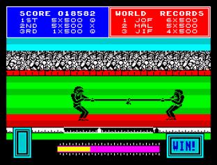 Daley Thompson's Supertest ZX Spectrum 067