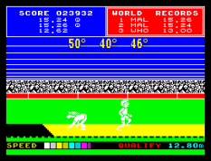 Daley Thompson's Supertest ZX Spectrum 076