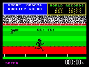 Daley Thompson's Supertest ZX Spectrum 078