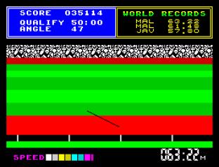 Daley Thompson's Supertest ZX Spectrum 089