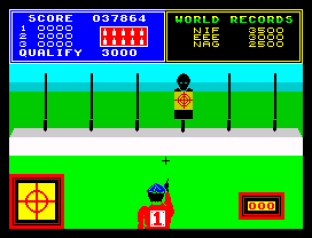 Daley Thompson's Supertest ZX Spectrum 097