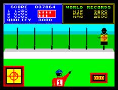 Daley Thompson's Supertest ZX Spectrum 099