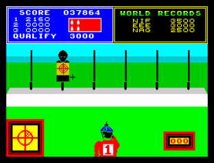 Daley Thompson's Supertest ZX Spectrum 100