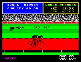 Daley Thompson's Supertest ZX Spectrum 108