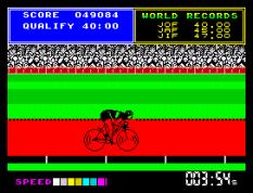 Daley Thompson's Supertest ZX Spectrum 109