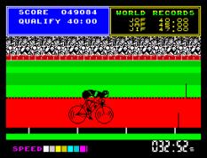 Daley Thompson's Supertest ZX Spectrum 110