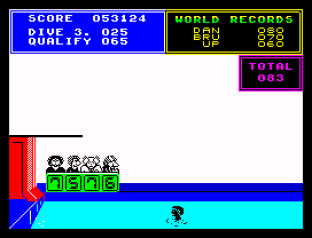 Daley Thompson's Supertest ZX Spectrum 119