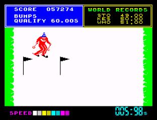 Daley Thompson's Supertest ZX Spectrum 122