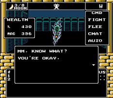 Digital Devil Story - Megami Tensei 2 22