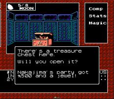 Digital Devil Story - Megami Tensei Famicom 010