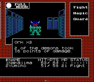 Digital Devil Story - Megami Tensei Famicom 045