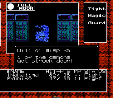 Digital Devil Story - Megami Tensei Famicom 054