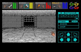 Dungeon Master Amiga 020