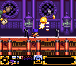 Ganbare Goemon 4 SNES 042