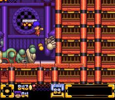 Ganbare Goemon 4 SNES 044