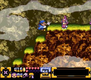 Ganbare Goemon 4 SNES 078