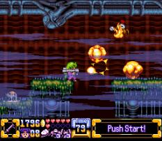 Ganbare Goemon 4 SNES 198