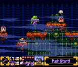 Ganbare Goemon 4 SNES 206