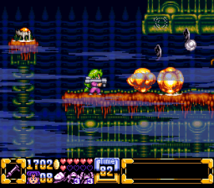 Ganbare Goemon 4 SNES 207