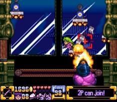 Ganbare Goemon 4 SNES 208