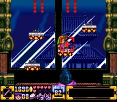 Ganbare Goemon 4 SNES 209