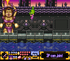 Ganbare Goemon 4 SNES 231